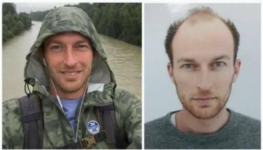 Das ist Yorian Kooiman aus Holland, der seit dem 6. September vermisst wird und zuletzt in Olten gesehen worden sein soll.