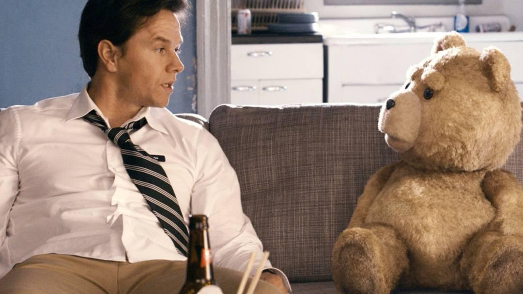 Trailer zum Film «Ted» mit Mark Wahlberg