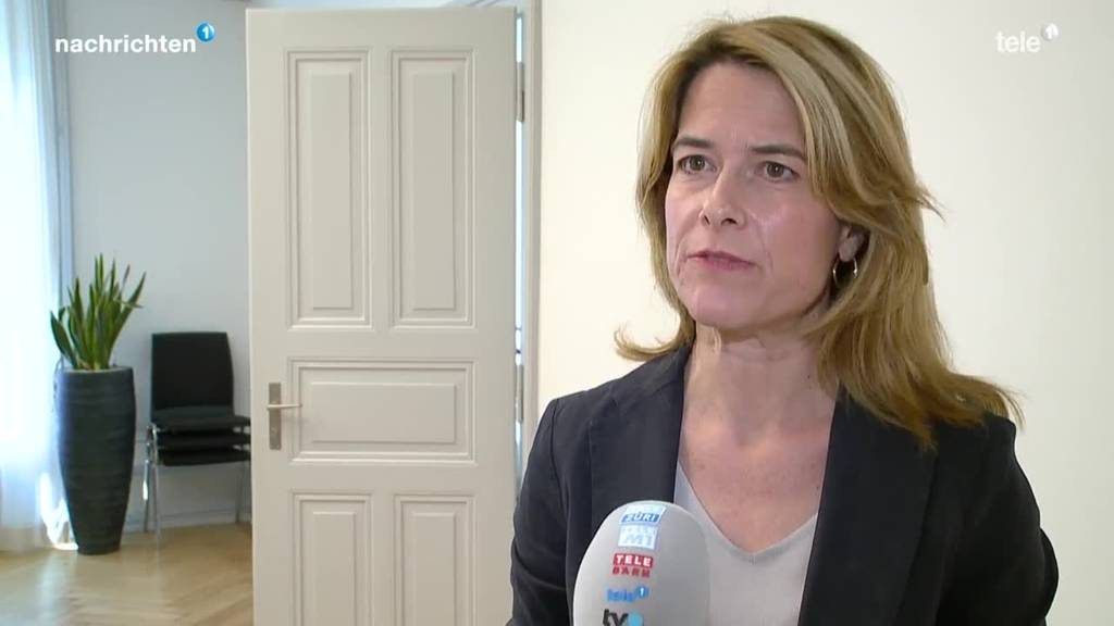 FDP-Präsidentin Petra Gössi hört auf