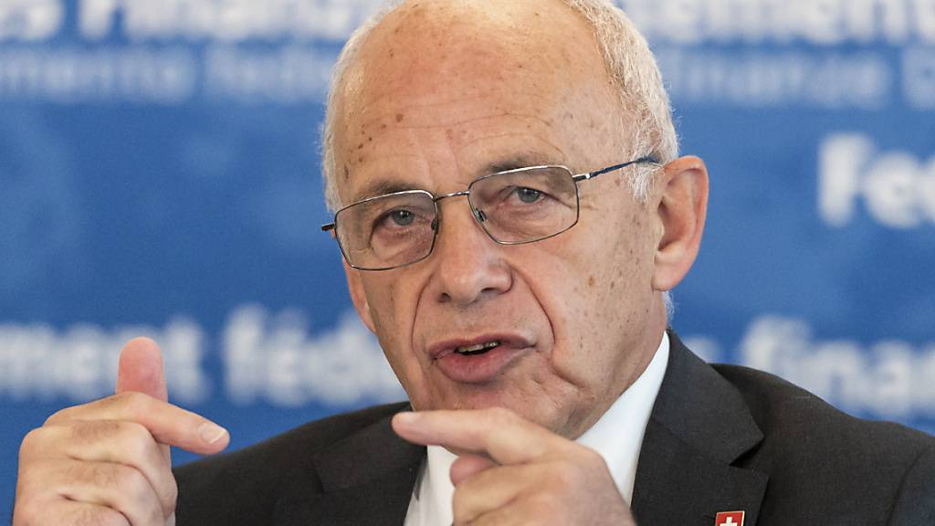 Finanzminister Maurer hält globale Mindeststeuer für «umsetzbar»