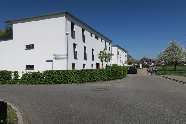 Die Kreuzung Grittengasse/Fabrikstrasse wird im Sommer ausgebaut.