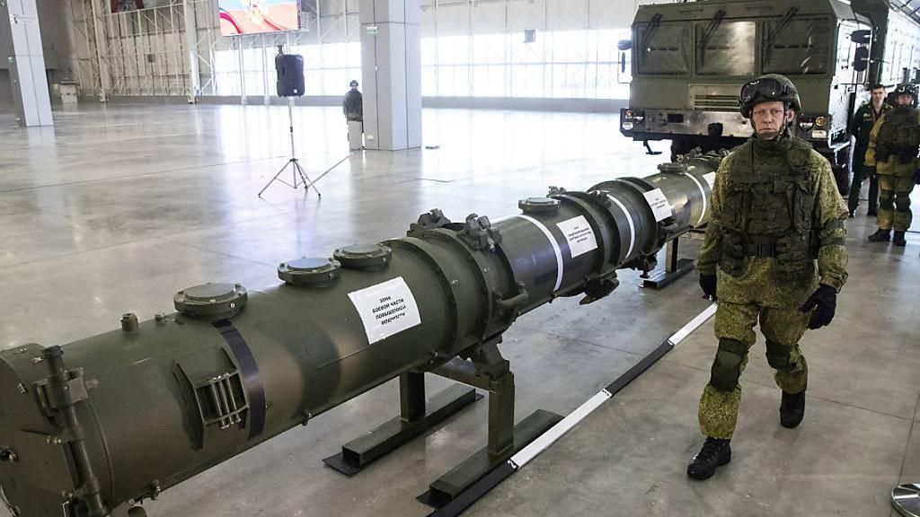 Nato baut wegen russischer Marschflugkörper Luftverteidigung aus