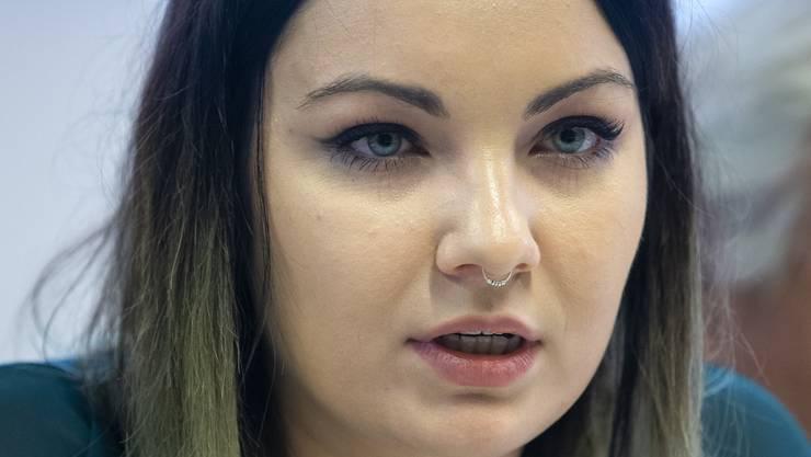 """Aktivistin Jelena Filipovic ist Organisatorin von """"Landwirtschaft mit Zukunft"""""""