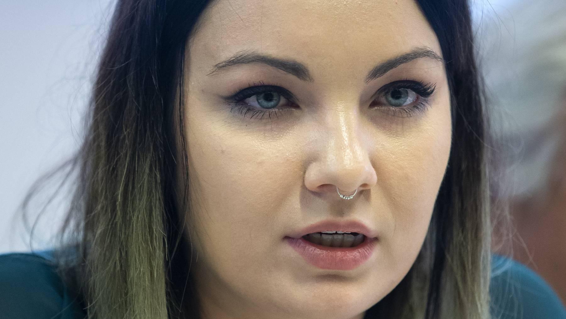 Aktivistin Jelena Filipovic ist Organisatorin von «Landwirtschaft mit Zukunft»