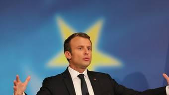 Frankreichs Präsident Macron hofft, dass Grossbritannien in eine reformierte EU zurückkehrt.