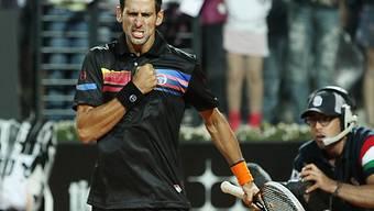 Novak Djokovic bleibt 2011 weiterhin ungeschlagen