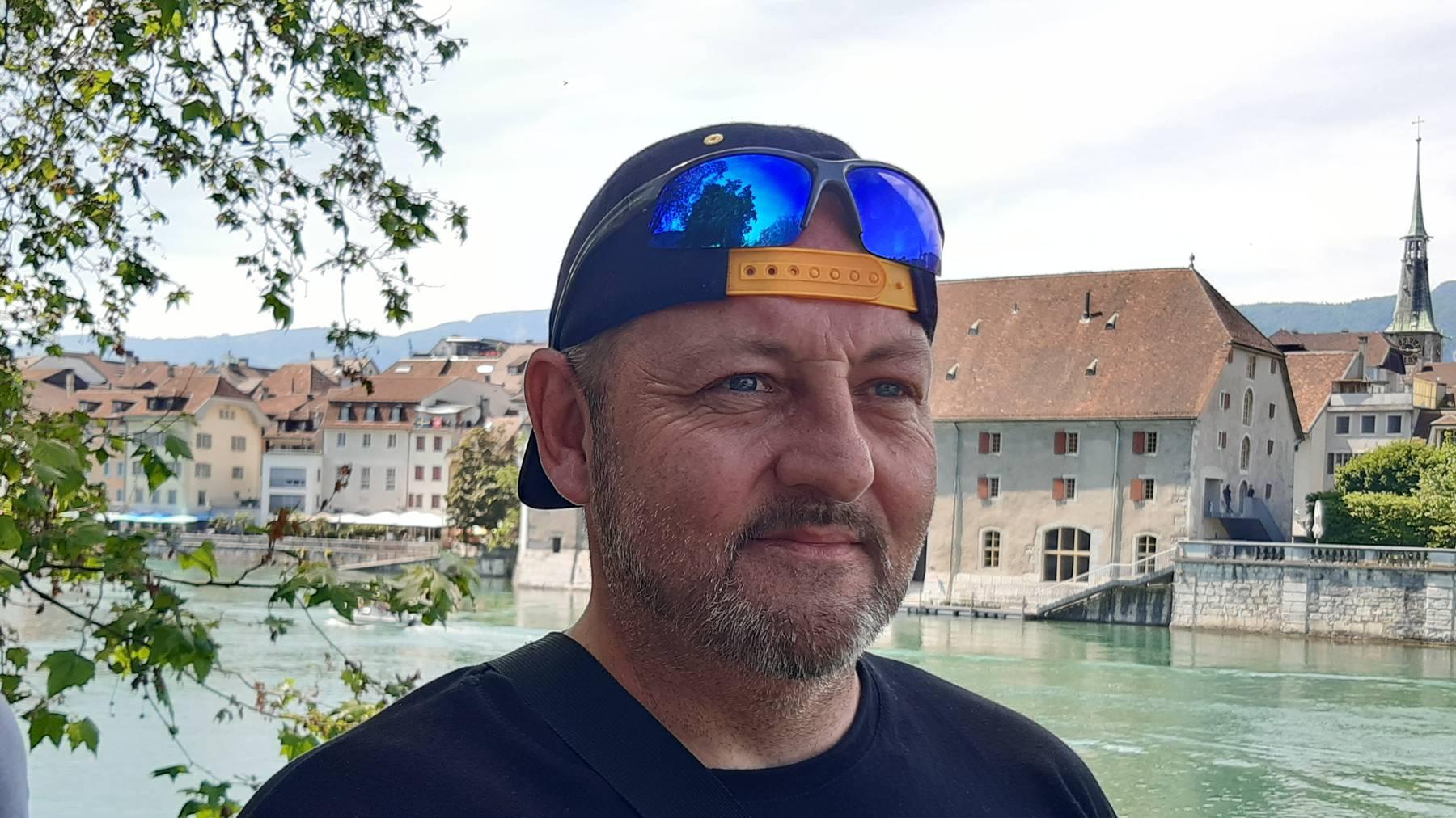Marcel Gasser aus Burgdorf, Nahtoderlebnis