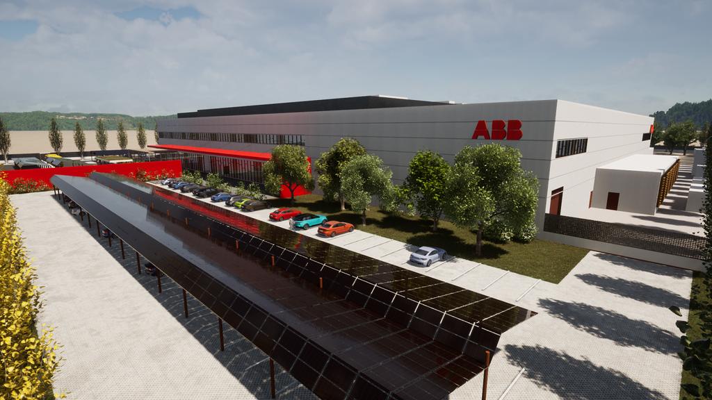 28 Millionen Franken: ABB legt Grundstein für neues Werk in Italien