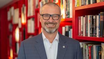 John Rusterholz ist neuer Direktor des Hotels Caspar.