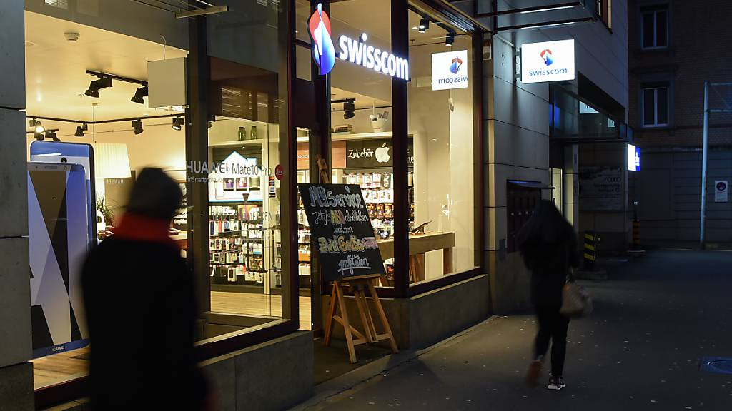 Swisscom gewinnt Mobilfunk-Netztest vor Sunrise