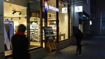 Gute Neuigkeiten für die Swisscom: Sie gewinnt den neuen Connect-Test (Archivbild).