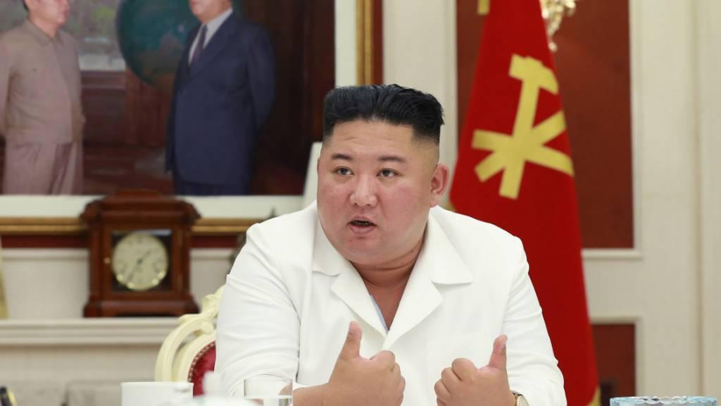 Nordkorea hebt Abriegelung von Kaesong auf - Flutschäden