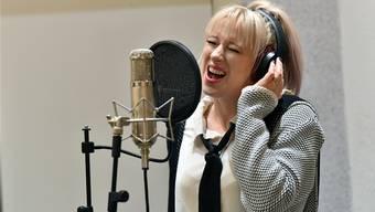Mary Keey und ihr Partner Luca Fina haben 2017 das «77 Sound Studio» in Dulliken eröffnet und damit die Musik zu ihrem Beruf gemacht.