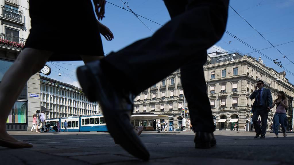 Zahl der Banken in der Schweiz schrumpft — mehr als jede zehnte schreibt Verlust