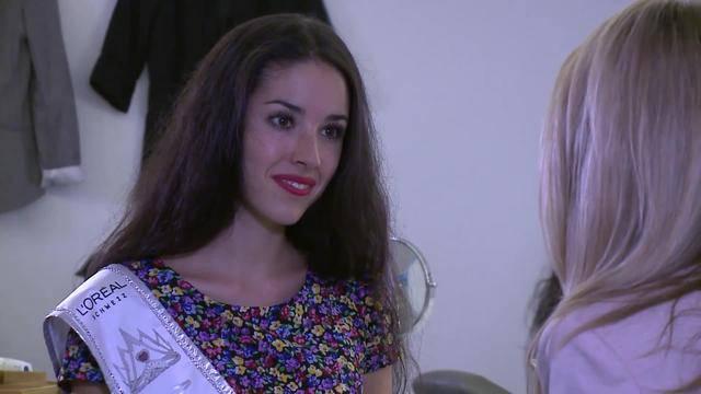 Wissenstest mit Miss Schweiz