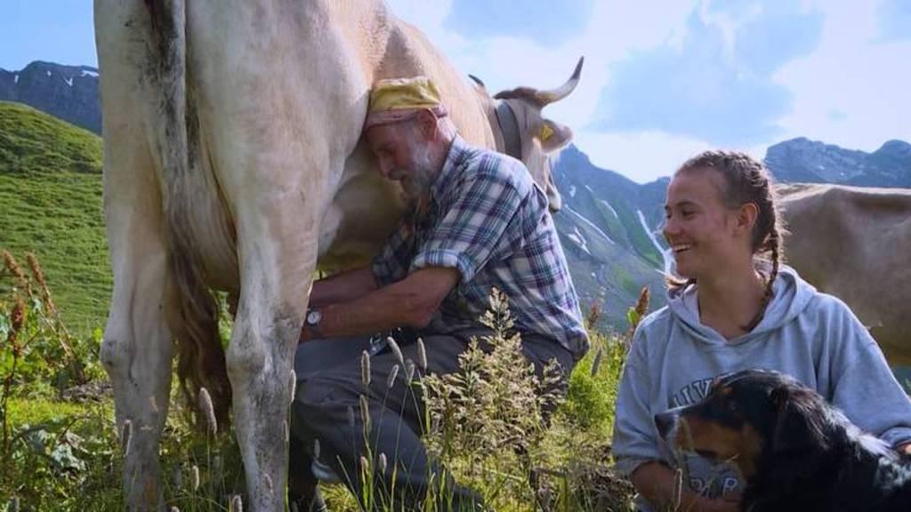 Zrugg uf d'Alp: Familienzeit