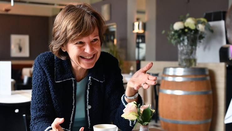 Verena Enzler hat sich öffentlich stark engagiert. Zu ihren Ämtern in Politik und Kirche kam sie ungeplant.