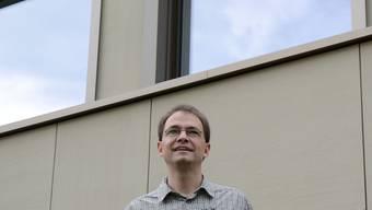 Andreas Grieshaber leitet das Alterszentrum am Bach.