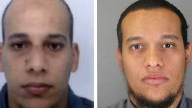 Die Brüder Kouachi sollen im Auftrag von Al-Kaida gehandelt haben