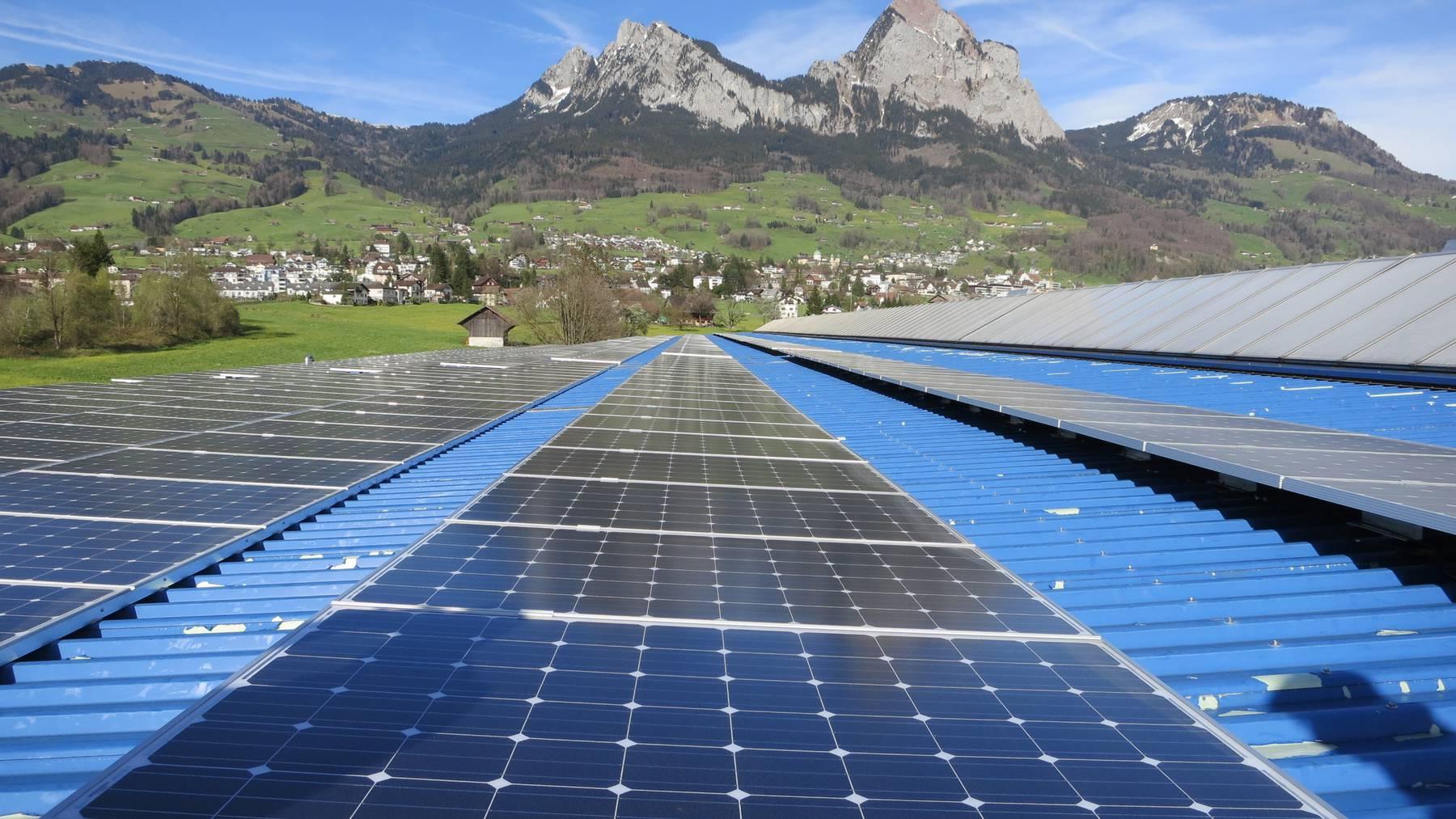 Abstimmung: Die Energiestrategie 2050