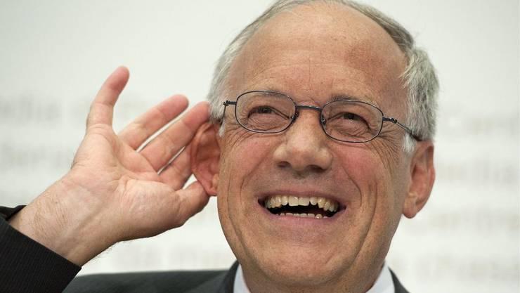 Der Langenthaler Unternehmer und FDP-Nationalrat will in den Bundesrat.