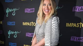 Es ist ein Mädchen: US-Schauspielerin und -Sängerin Hilary Duff ist zum zweiten Mal Mutter geworden. (Archivbild)