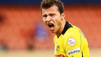 Wechsel zum FC Sion: Elsad Zverotic