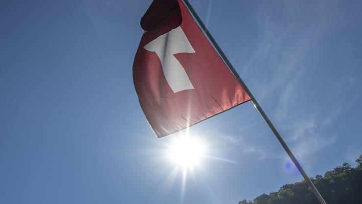Der Frühling brachte der Schweiz dieses Jahr sehr viele Sonnenstunden. (Symbolbild)