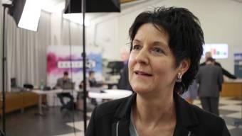 Entgegen allen Prognosen habe die Partei weniger verloren: Sandra Kolly-Altermatt spricht über die Wahlresultate 2019