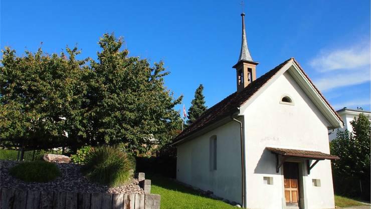 Die St.-Anna-Kapelle in Sarmenstorf ist stark sanierungsbedürftig.