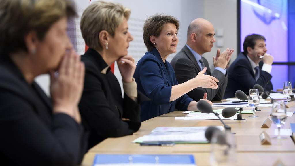 Bundesrat entscheidet erst am Freitag über zusätzliche Massnahmen für Wirtschaft