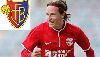 Luca Zuffi wechselt vom FC Thun zum FC Basel.
