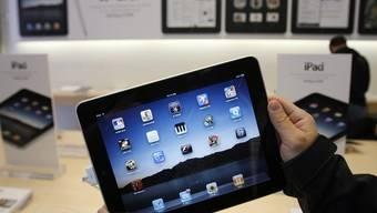 Apple legt dank iPad zu (Archiv)