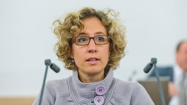 «Alarmismus ist fehl am Platz. Aber die Gewässer dürfen nicht vergessen gehen.» Barbara Portmann, Fraktionspräsidentin GLP (Archivbild)