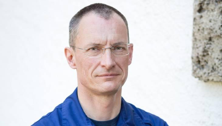 Michael Leupold, Kommandant der Kantonspolizei: «Die Sondereinheit ist immer bereit, bei Tag und Nacht.»