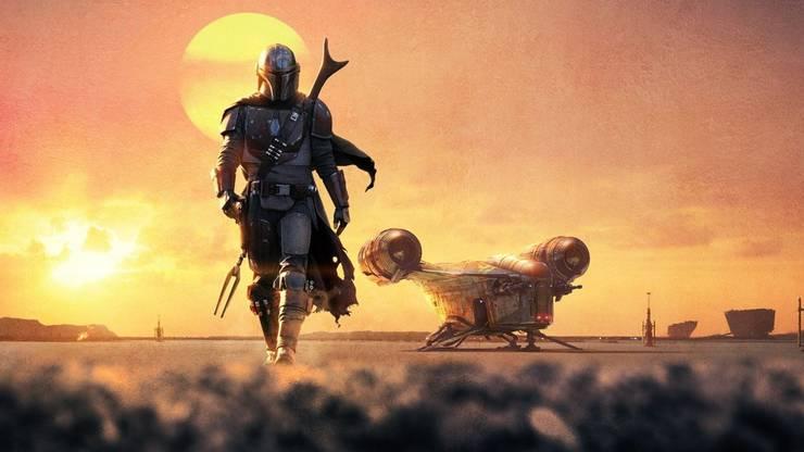 Star Wars: The Mandalorian Bild: Disney