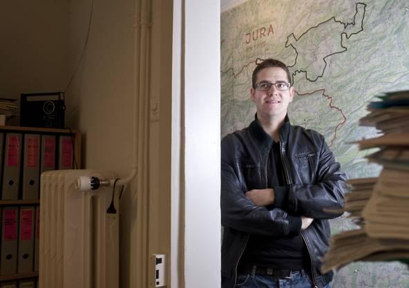 Militanz sieht anders aus: Clément Piquerez, animateur der Béliers