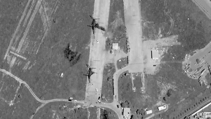 Bei früheren Raketenangriffen wurde bereits der Flughafen Mitiga bei Tripolis getroffen. (Archivbild)