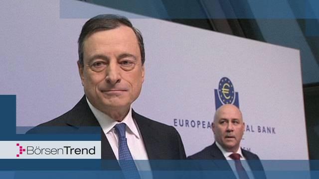 Europäische Zentralbank entscheidet über ihre Geldpolitik