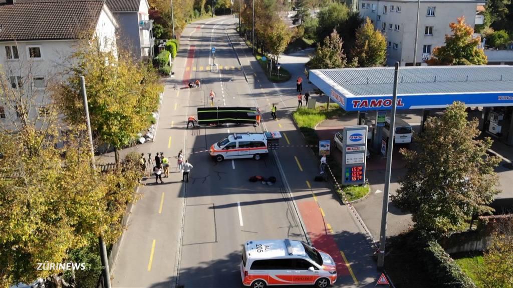 Polizistin schwer verletzt: Tragisches Ende einer Verfolgungsjagd in Winterthur