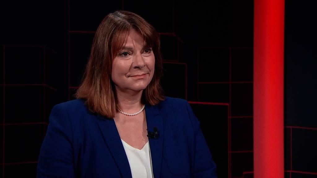 «CEO Talk» mit Santésuisse Direktorin Verena Nold