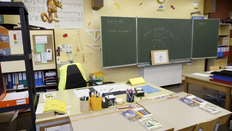 Das Problem Lehrermangel ist nicht nachhaltig gelöst. (Symbolbild)