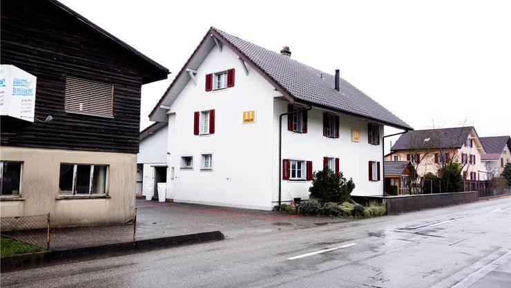 Das Haus beherbergte in einer von drei Wohnungen einen Sexbetrieb.