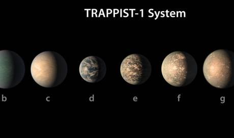 Planet Merkur Monde