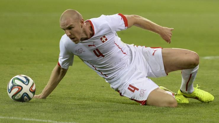 Philippe Senderos will sich mit dem Wechsel zu GC wieder für die Nationalmannschaft aufdrängen.