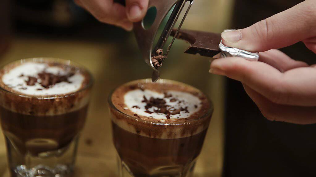 Kaffees von Starbucks sind wieder zunehmend gefragt. (Themenbild)