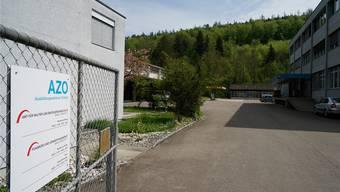 Hier, auf dem Areal des früheren Zeughauses im Oristal, will der Bund bald rund 350 Flüchtlinge unterbringen – das stösst nicht überall auf Wohlwollen.