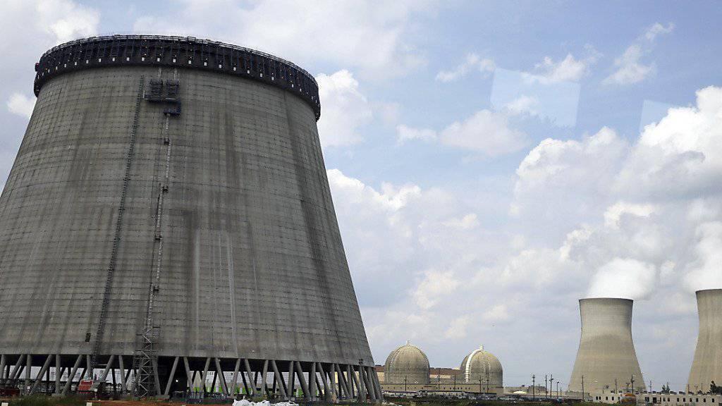 Der Bau von vier Atomkraftwerken in den USA hat dem Konzern Westinghouse das Genick gebrochen - nun fürchtet die US-Regierung einen Verkauf. (Archivbild)