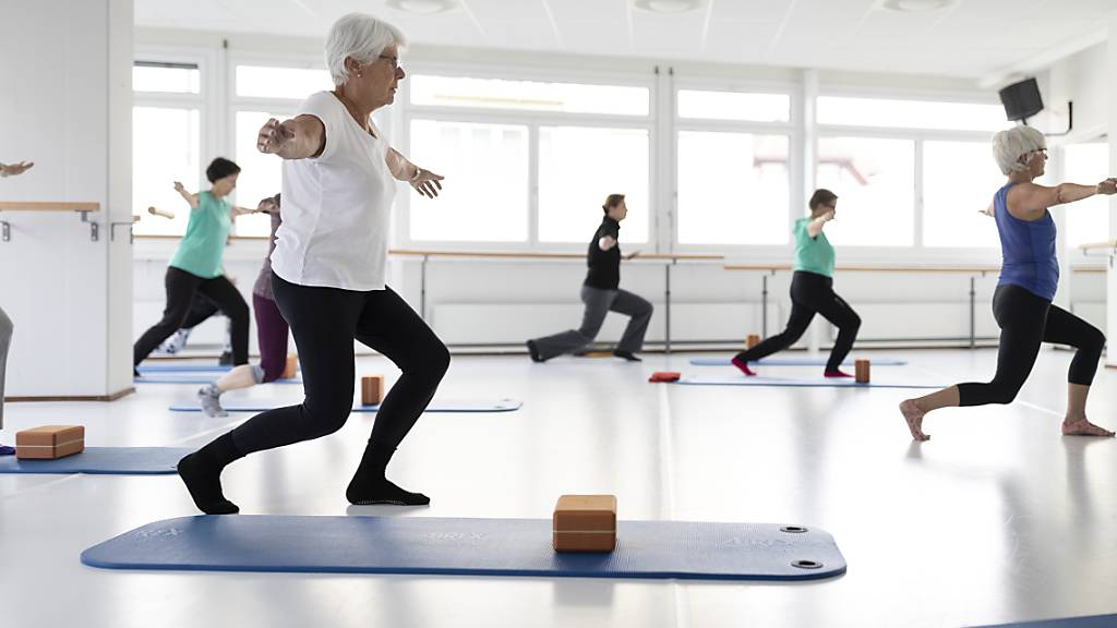 Der Wirkstoff Rapamycin könnte Kraft im Alter schenken