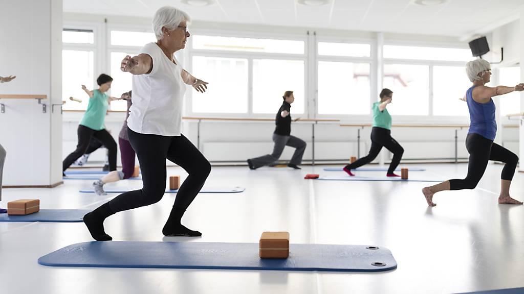 Der Wirkstoff Rapamycin könnte helfen, Muskelschwund im Alter zu dämpfen.
